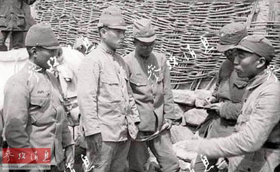 在华被俘日本士兵:八路军每天供给餐食和香烟