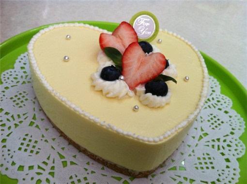 蛋糕简单动物牛