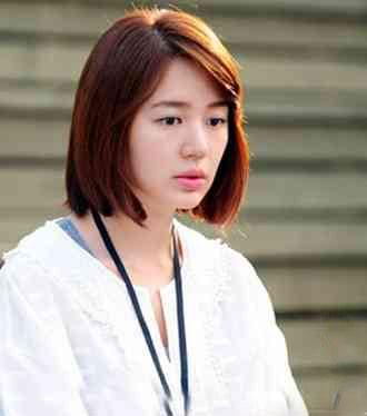 韩式中短发百变发型 甜美烫发修颜更减龄