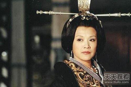 秦始皇第一个老婆是谁图片