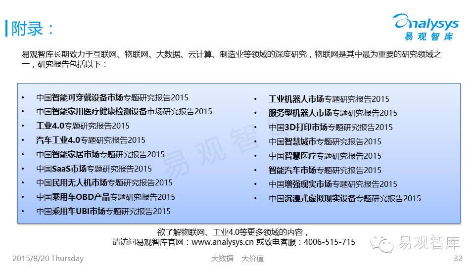 中国增强现实市场专题研究报告 AR资讯