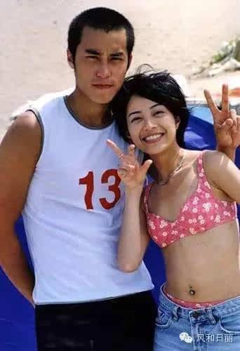 张孝全与徐怀钰v性感偶像剧时相识,两人从好朋友变成公开的性感.情侣照片姚安琪图片
