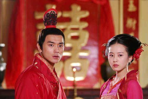 《陆贞传奇》皇上和萧贵妃,这个腹黑的娘娘还蛮讨人喜欢的!