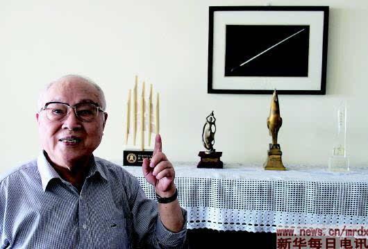 《弹起我心爱的土琵琶》创作者、作曲家吕其明(2014年9月24日摄)