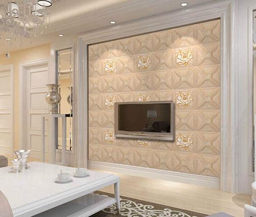 8款欧式客厅电视背景墙