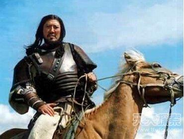成吉思汗死因揭秘:竟被咬掉生殖器