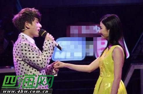 陈翔的女朋友叫什么名字 陈晓女友照片曝光