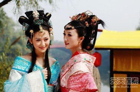 中国古代史上四大红颜祸水,都只是背锅侠