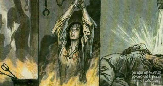 坚贞不屈-可歌可泣 中国史上不惧裸刑的六女杰