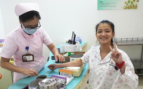 闵行区中医医院为自闭症儿童特教老师免费体检