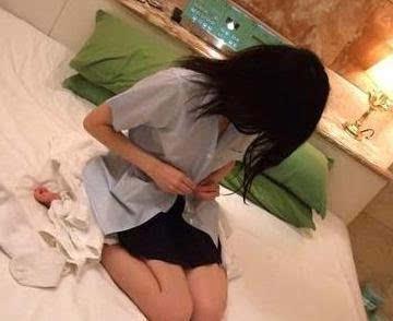 幼女乱伦_男子网聊开房遇亲女儿 微信约炮乱伦引妻子怀疑图