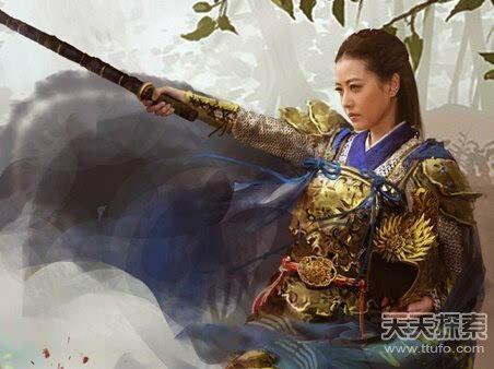 古代载入正史唯一女将军:身高1米86