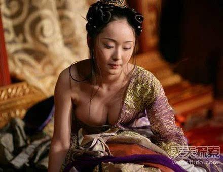 唐朝的女人为何喜欢坦胸露乳? 第3张