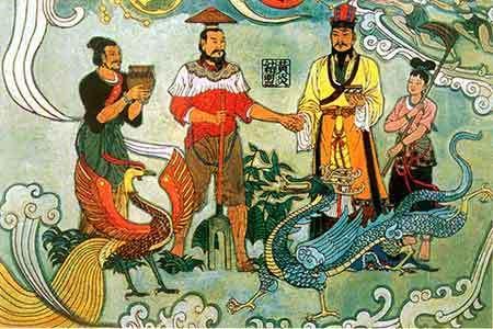 中国古代著名的四大丑女(图)