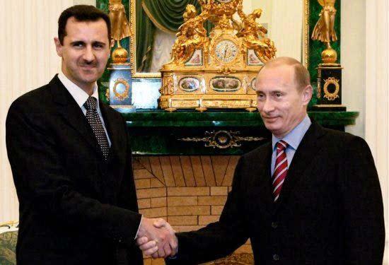 普京为军援叙利亚辩护 美 俄会站在60国对立面