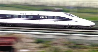 中国将首次参建美国高铁
