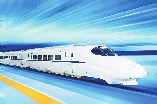 中国高铁将开往美国