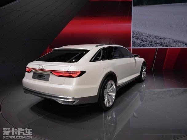 奥迪Prologue概念车内饰部分 据悉,奥迪全新A8顶配车型将使用宾利添越上的那台能够输出最大功率608Ps,峰值扭矩900Nm的W12发动机。其它版本车型将使用奥迪新的V6以及V8发动机,并很有可能搭载电子涡轮技术。与此同时,奥迪全新A8还将提供插电式混合动力系统的车型。 编辑点评:奥迪A8是奥迪品牌的旗舰级车型,各种高端、豪华以及高科技配置必不可少,相信新车会给我们不少的惊喜。宝马全新7系已经亮相并将上市,奥迪的动作可要加快啊!