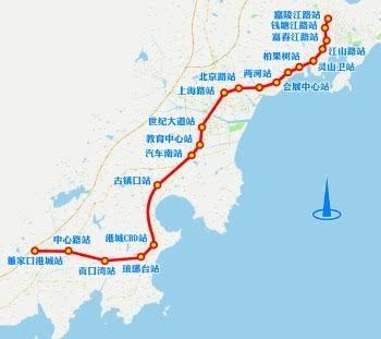 本报9月22日讯(记者 蓝娜娜) 22日,青岛市红岛——原胶南城际轨道