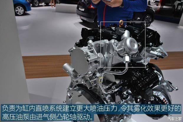 铃木推1.0t发动机