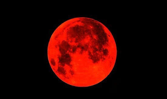 月亮的作文结尾