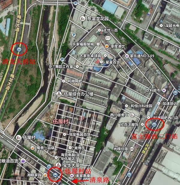 深圳第三批城市更新项目解读 龙华油松片区