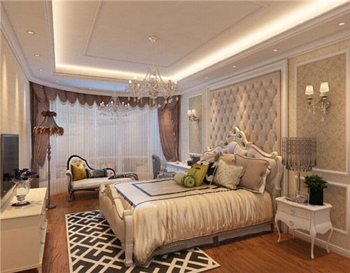 米黄地砖配简欧家具最起范儿图