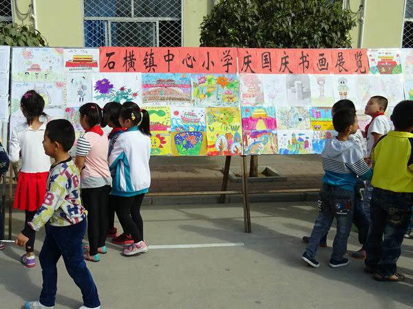 市各学校开展 向国旗敬礼 系列活动