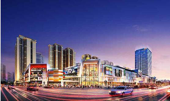 新城吾悦广场强大商业实力 助力成都繁华未来图片