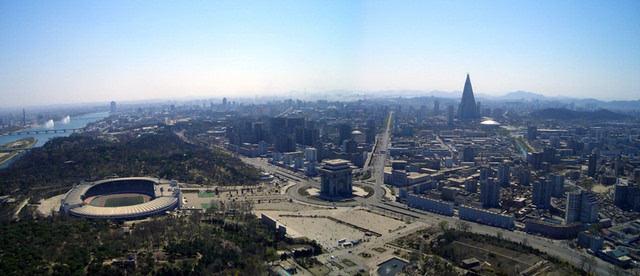 盘点朝鲜地标建筑:华丽壮观风格独特
