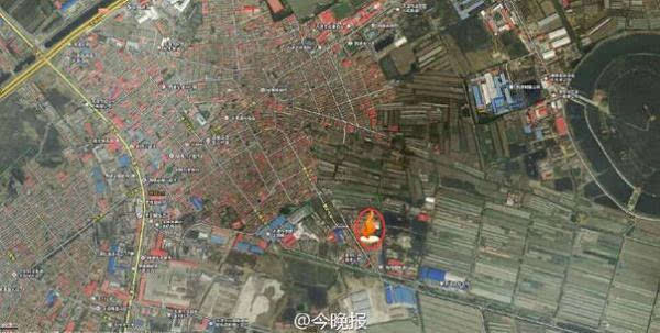 天津北辰区一化工企业仓库发生爆