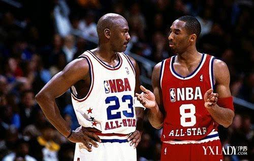 篮球明星科比乔丹谁更加厉害 科比历史总得分超越乔丹