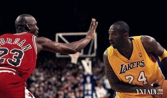 篮球明星乔丹和科比 那些你不知道的经历