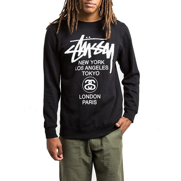our Crew 世界巡游系列 Sweater Sweatshirt 男
