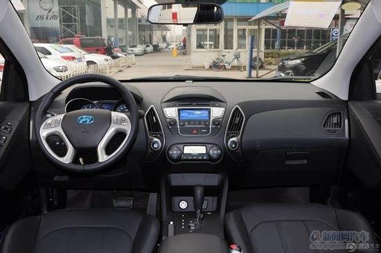 青岛北京现代ix35全系优惠2.8万 现车销售