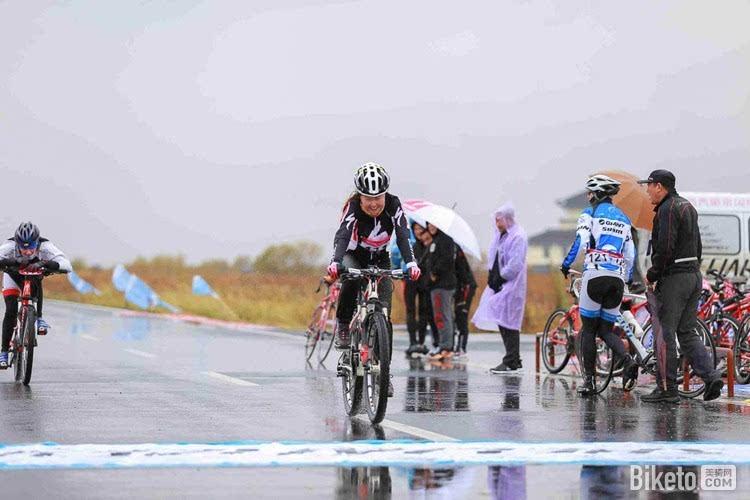 2015黑瞎子岛中俄自行车友谊赛