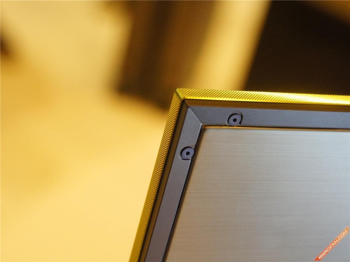 屏幕主机分离式设计小米电视3现场图赏