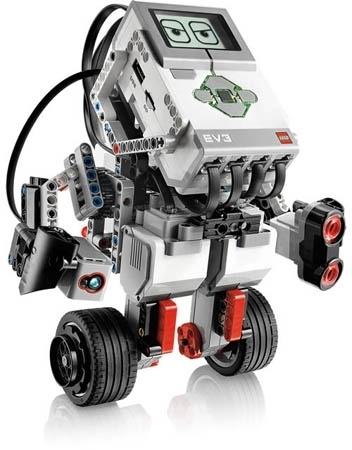 地球上最强积木:乐高 mindstorm ev3 机器人