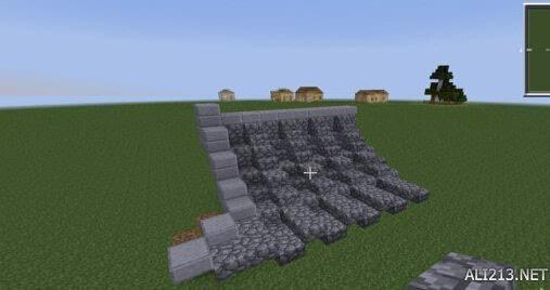 《我的世界》中式屋顶建造方法解析攻略图片