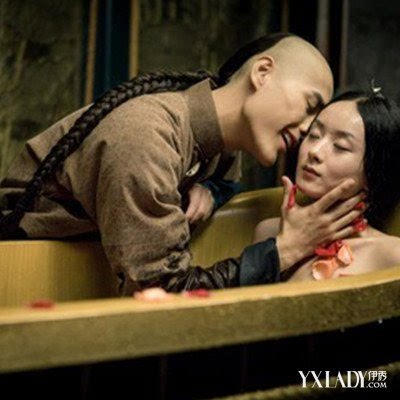 盘点宫锁沉香赵丽颖吻戏 冬雨丽颖展现皇家深宫的爱恨情仇
