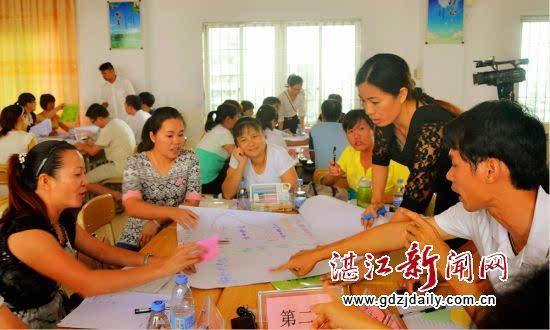 湛江市第八小学名师受邀前往麻章送课琴小学模图片