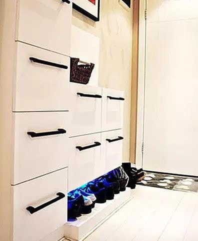 国外最全鞋柜收纳设计 适合你家的玄关