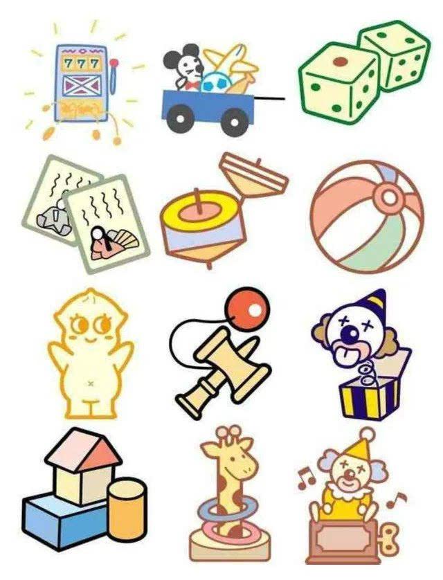 幼儿彩色简笔画大全(1000多种) 果断为孩子收藏!