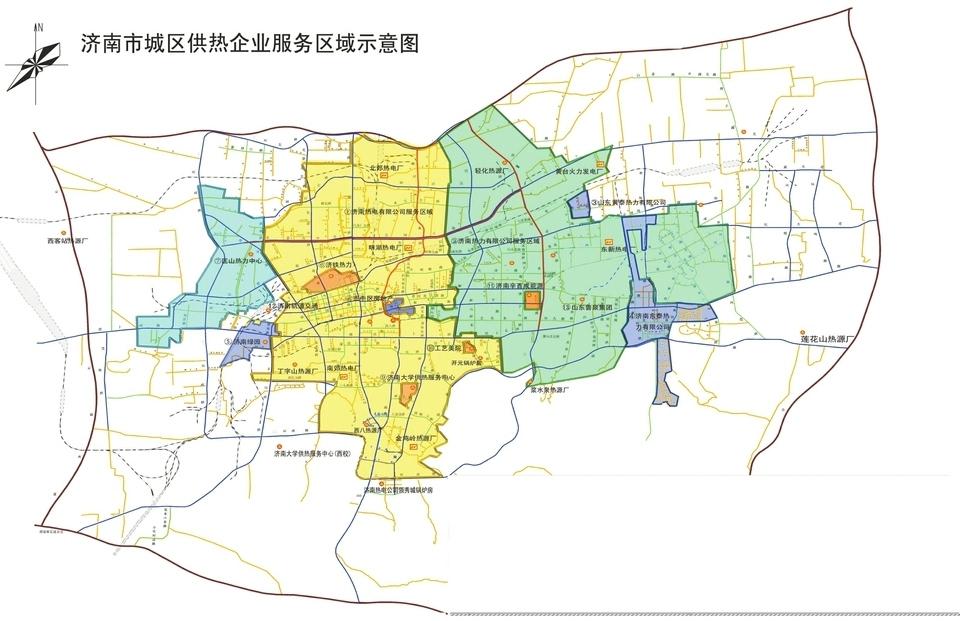 山东济南市区有多少人口