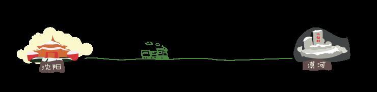 坐过绿皮火车才叫旅行 中国最美路线top10手绘版