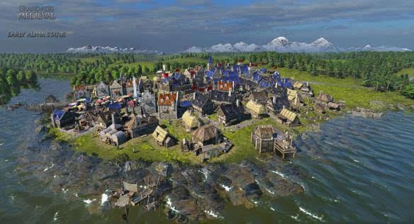 《伟大时代:中世纪》游戏剧情通关心得体会