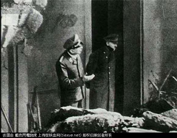 和服希特勒见过吗 发些纳粹罕见图图片