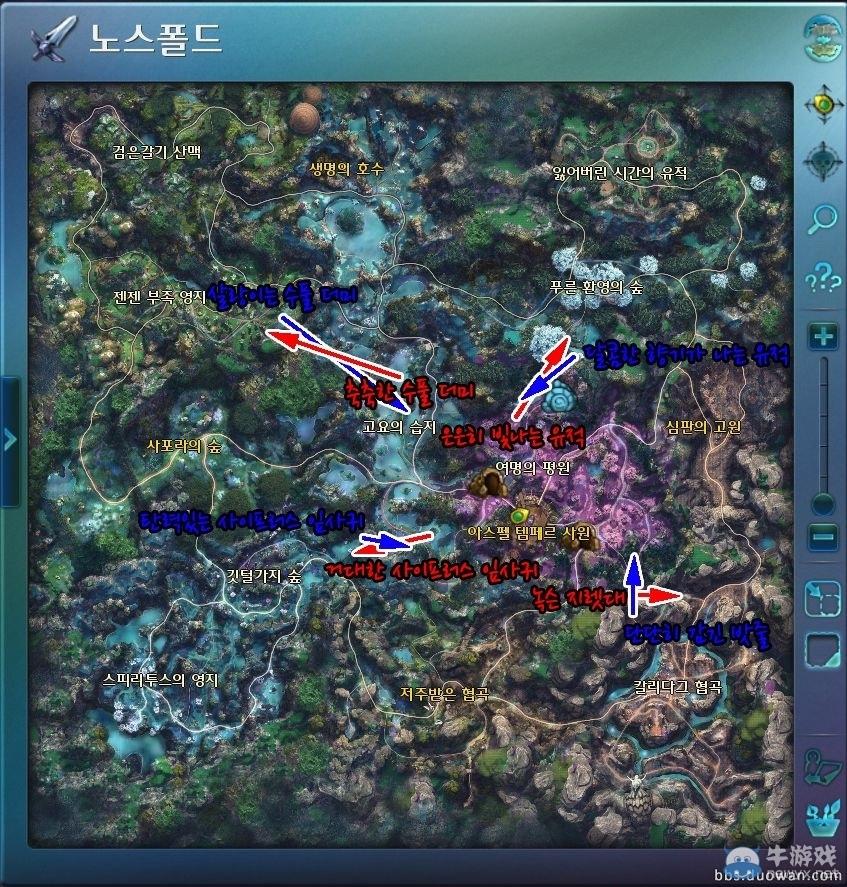 《永恒之塔》5.0全新传送方式