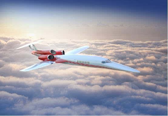 5款超高音速概念飞机盘点图片