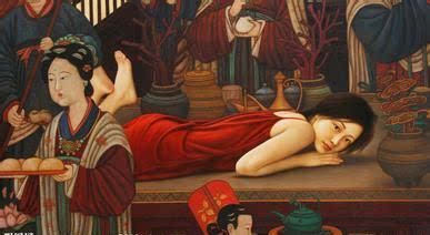 中国古代皇帝为了满足自己的私欲 唐太祖李渊都有着4万的宫女供他